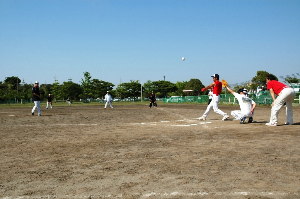 ソフトボール大会写真